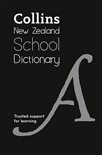 9780007946907: Collins New Zealand School Dictionary