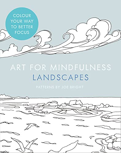 9780007947492: Art for Mindfulness: Landscapes