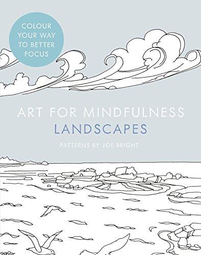9780007947492: Art for Mindfulness: Landscapes