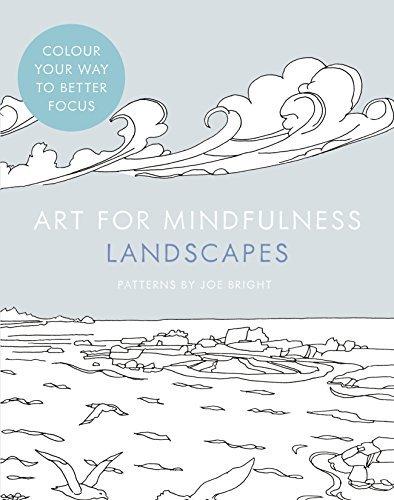 9780007947508: Art for Mindfulness: Landscapes