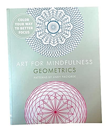 9780007947522: Art for Mindfulness: Geometrics