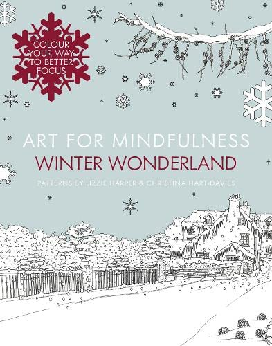 9780007949212: Art for Mindfulness: Winter Wonderland (Art for Mindfulness)