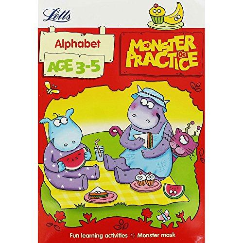 9780007949465: Xmonster Alphabet Age 3 5