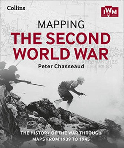9780007950027: Xmapping World War II Tbp