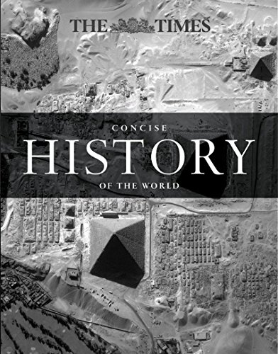 9780007950089: The Times Concise History of the World