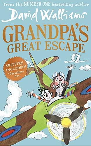 Grandpa's Great Escape: Walliams, David