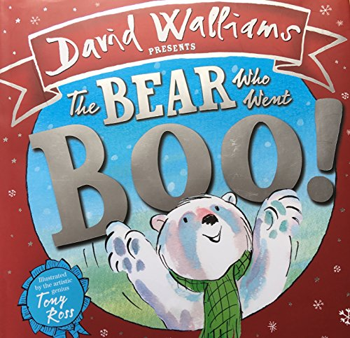 9780007951680: The Bear Who Went Boo!