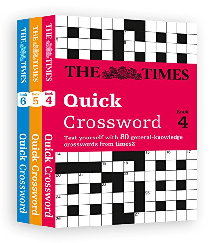 9780007953165: The Times Quick Crossword Gift Set