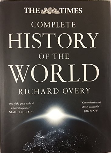9780007959563: TIMES COMPLETE HISTORY OF THE