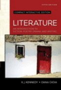 9780007964673: Literature: An Introduction to Fiction, Poetry, Drama, and Writing, Compact Edition, Interactive Edition
