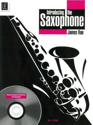 9780008061814: Introducing the Saxophone (includes accompaniment CD)