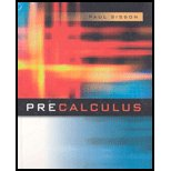 9780008065942: Pre Calculus - Textbook Only
