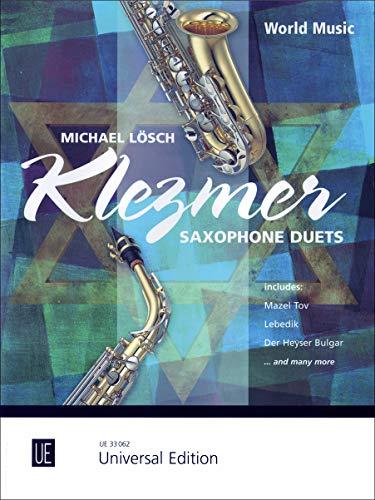 9780008084691: UNIVERSAL EDITION LOSCH MICHAEL - KLEZMER SAXOPHONE DUETS Sheet music pop, rock Music from all over the world