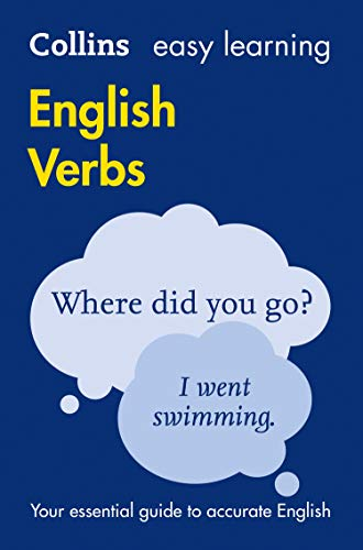 9780008100803: Easy Learning English Verbs (Collins Easy Learning English)