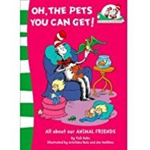 9780008100872: Oh, the Pets You Can Get! (The Cat in the Hat's Learning Library, Book 8)