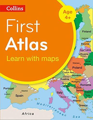 9780008101015: Collins First Atlas