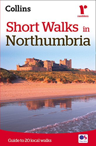 9780008101589: Short Walks In Northumbria