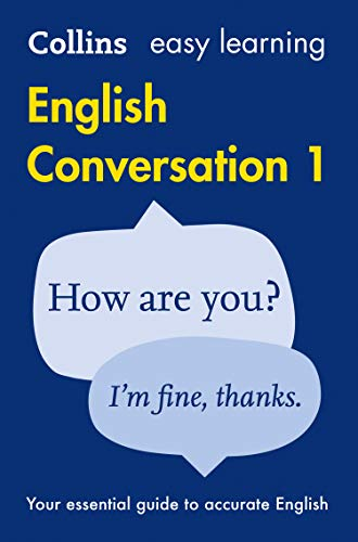 9780008101749: Collins Easy Learning English - Easy Learning English Conversation: Book 1