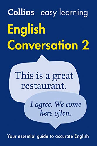 9780008101756: Collins Easy Learning English - Easy Learning English Conversation: Book 2