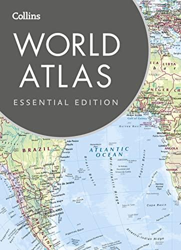 9780008102043: Collins World Atlas: Essential Edition (Collins Essential Editions)