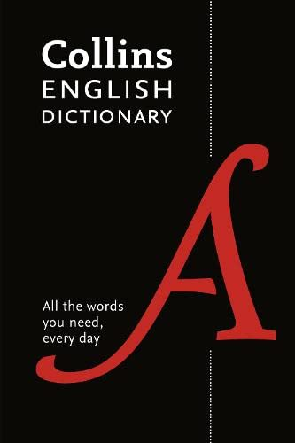 9780008102883: Collins English Paperback Dictionary