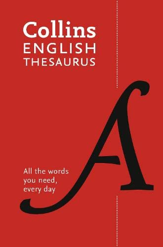 9780008102890: Collins English Paperback Thesaurus