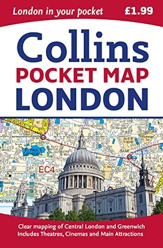 9780008104566: Collins Pocket Map London