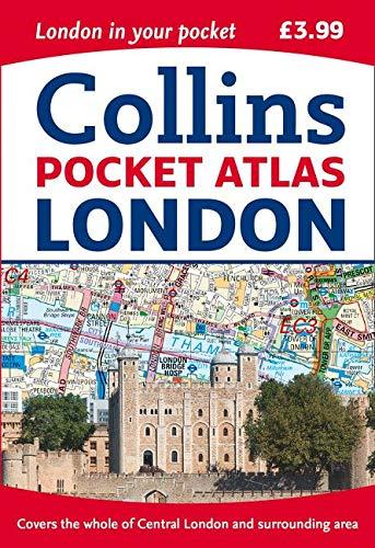 9780008104573: London Pocket Atlas