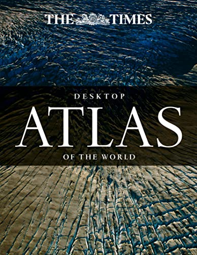 9780008104986: The Times Desktop Atlas of the World