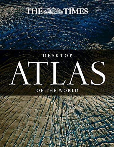 9780008104986: The Times Desktop Atlas of the World