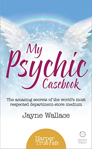 9780008105181: My Psychic Casebook: The amazing secrets of the world's most respected department-store medium (HarperTrue Fate - A Short Read)