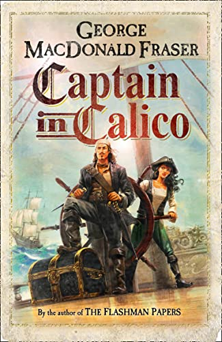 9780008105570: Captain in Calico