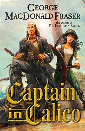 9780008105594: Captain in Calico