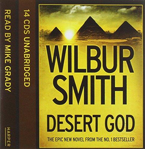 9780008105730: Desert God