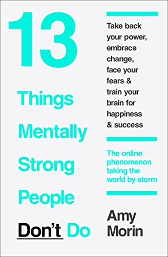 9780008105938: 13 Things Mentally Strong People Don't Do