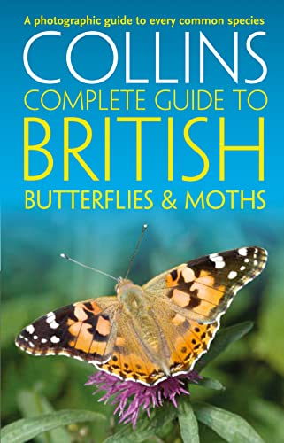 9780008106119: British Butterflies and Moths (Collins Complete Guides)