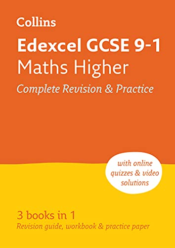9780008110369: Edexcel GCSE Maths Higher Tier: All-in-One Revision and Practice (Collins GCSE Revision and Practice - New 2015 Curriculum)