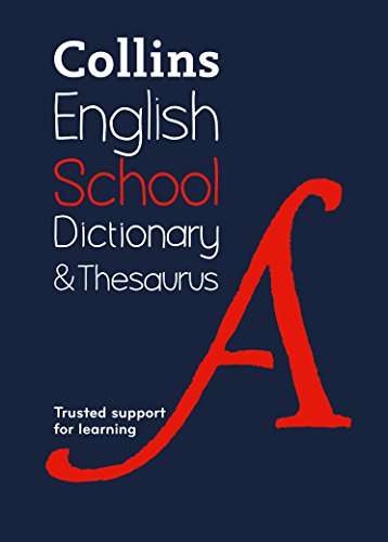 9780008111953: Collins School Dictionary & Thesaurus (Collins School)