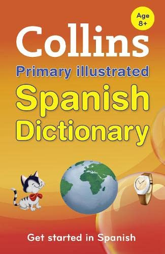 9780008111960: Collins Primary Dictionaries — Collins Primary Illustrated Spanish Dictionary