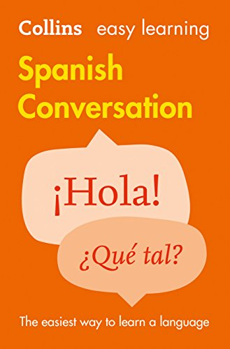 9780008111977: Easy Learning Spanish Conversation (Collins Easy Learning Spanish)