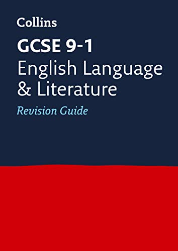 9780008112486: GCSE English Language and English Literature Revision Guide (Collins GCSE Revision and Practice - For the 2017 Exams)