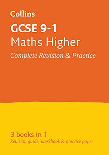 9780008112523: GCSE Maths Higher Tier: All-in-One Revision and Practice (Collins GCSE Revision and Practice - New 2015 Curriculum)