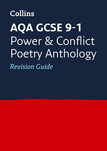 9780008112554: Collins GCSE Revision and Practice - New 2015 Curriculum Edition ? AQA GCSE Poetry Anthology: Power and Conflict: Revision Guide