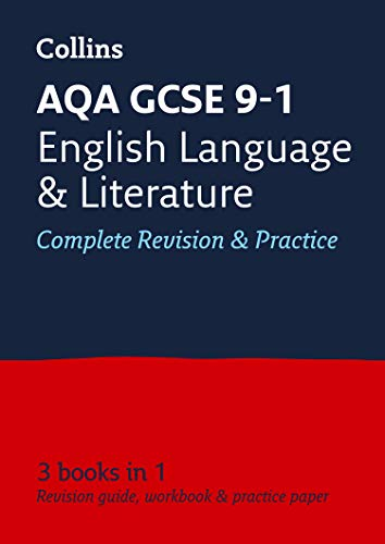 9780008112561: AQA GCSE English Language and English Literature: All-in-One Revision and Practice (Collins GCSE Revision and Practice - New 2015 Curriculum)