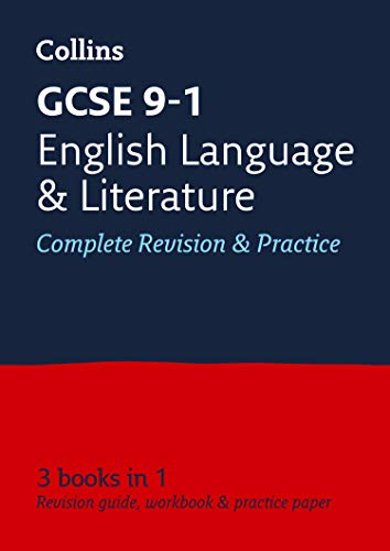 9780008112585: GCSE English Language and English Literature All-in-One Revision and Practice (Collins GCSE Revision and Practice - For the 2017 Exams)