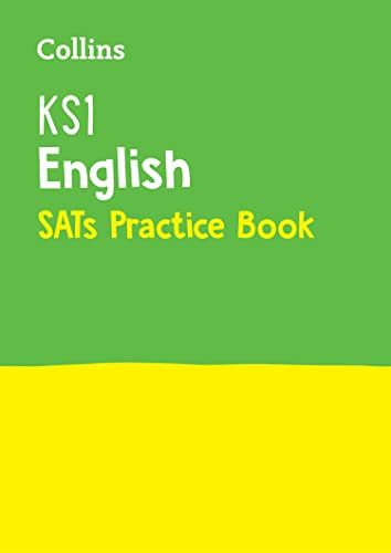 9780008112738: KS1 English Practice Workbook (Collins KS1 Revision and Practice - New 2014 Curriculum)