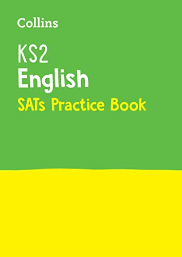 9780008112776: Collins KS2 Sats Revision and Practice - New 2014 Curriculum Edition — KS2 English: Practice Workbook