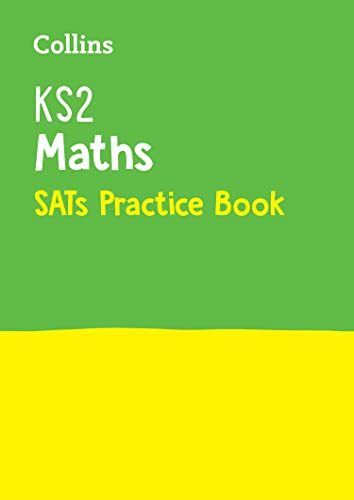 9780008112783: Collins KS2 SATs Revision and Practice - New 2014 Curriculum Edition — KS2 Maths: Practice Workbook