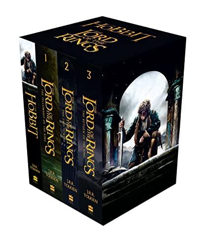 THE HOBBIT LOTR BOX - BATTLE OF: Tolkien, J. R.