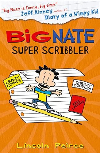 9780008113414: Big Nate Super Scribbler
